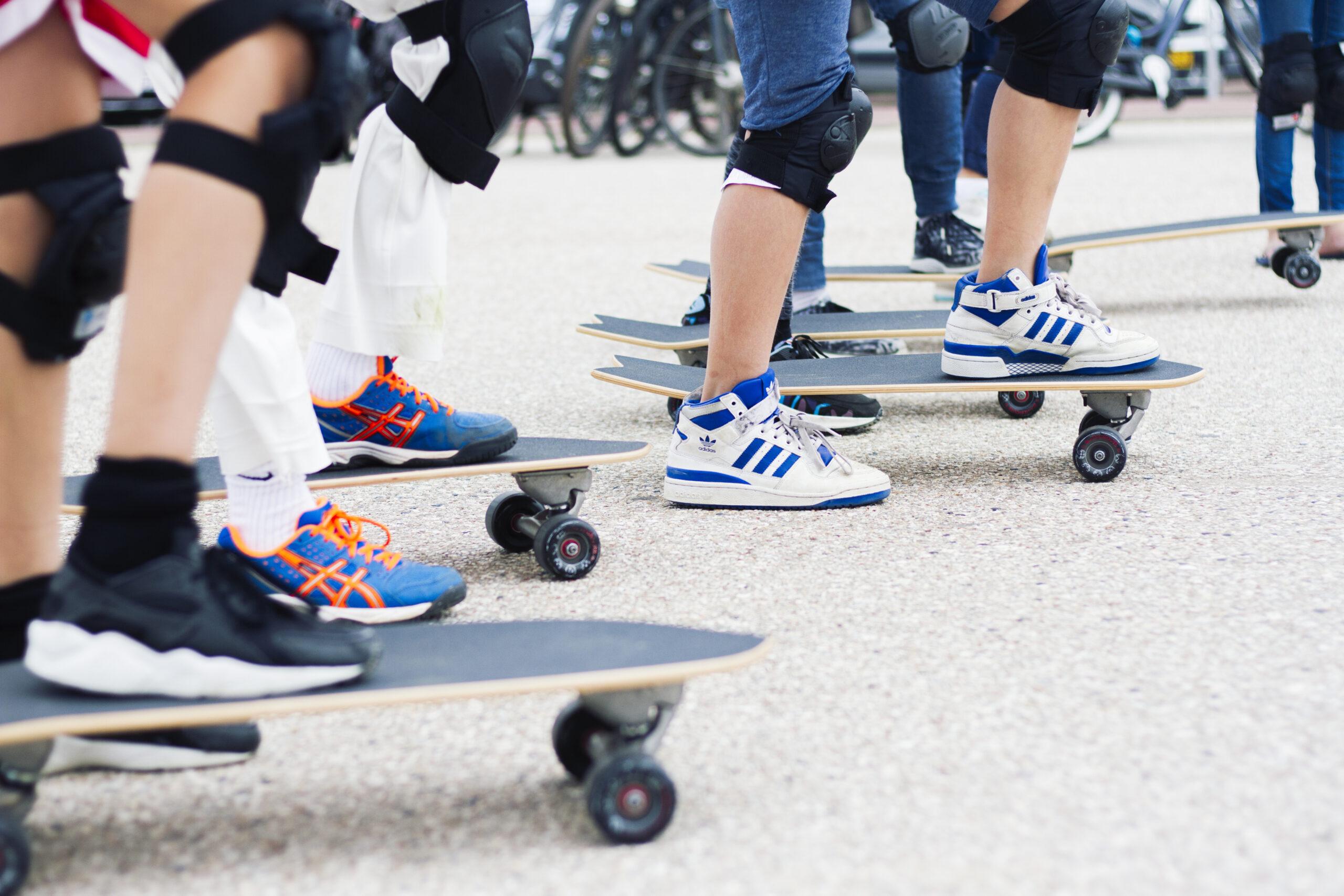 Skate lesson