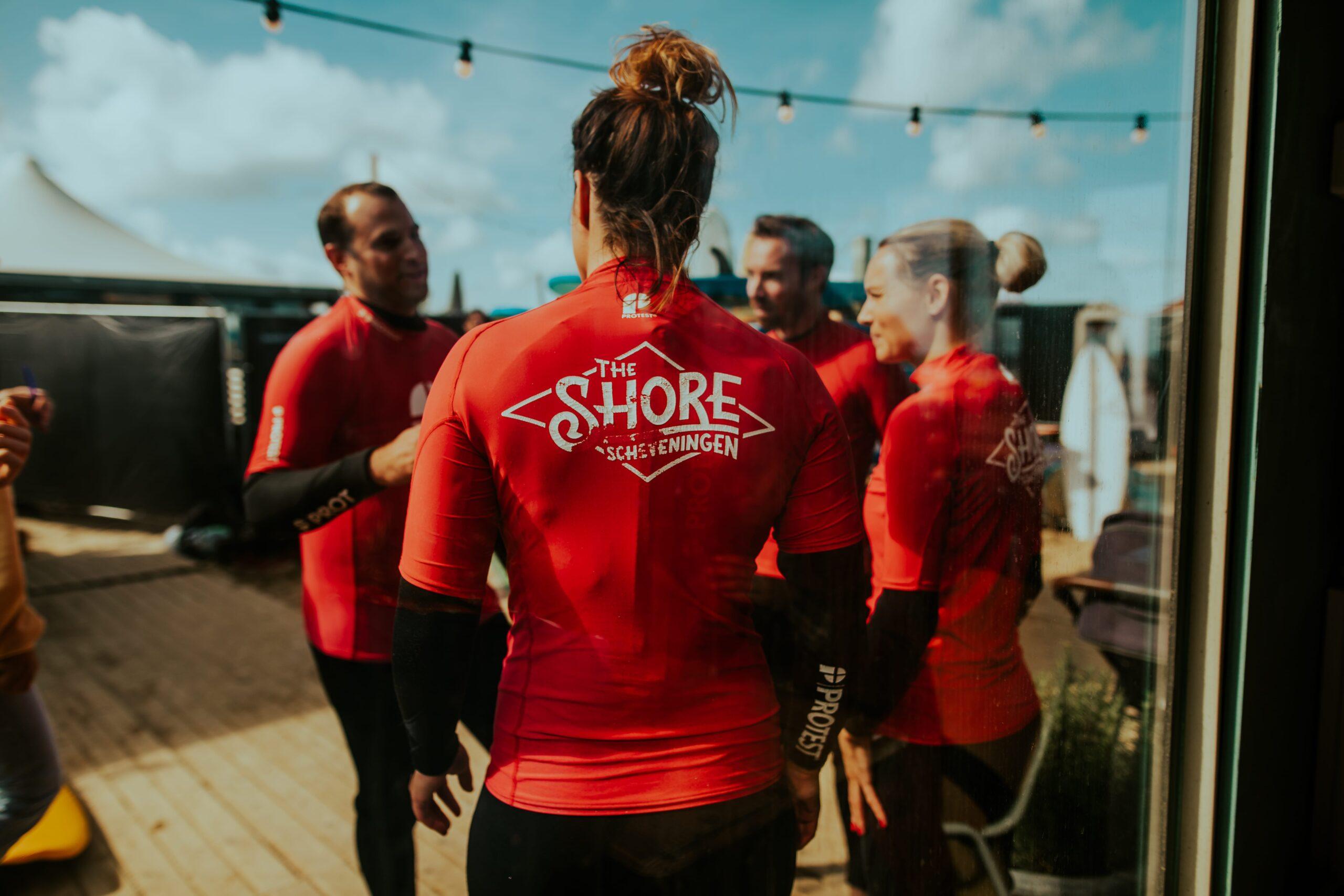 Surfen voor bedrijven