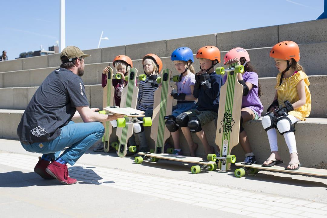 Kinderfeestje (Skate)