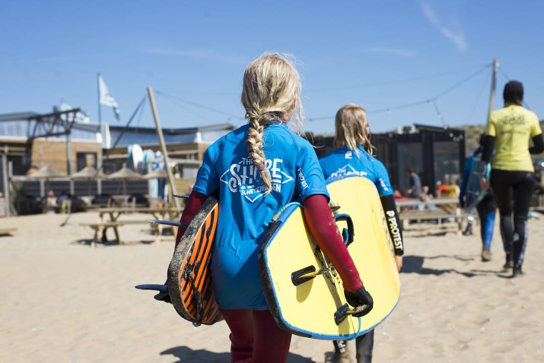 Kinderfeestje (Surf)