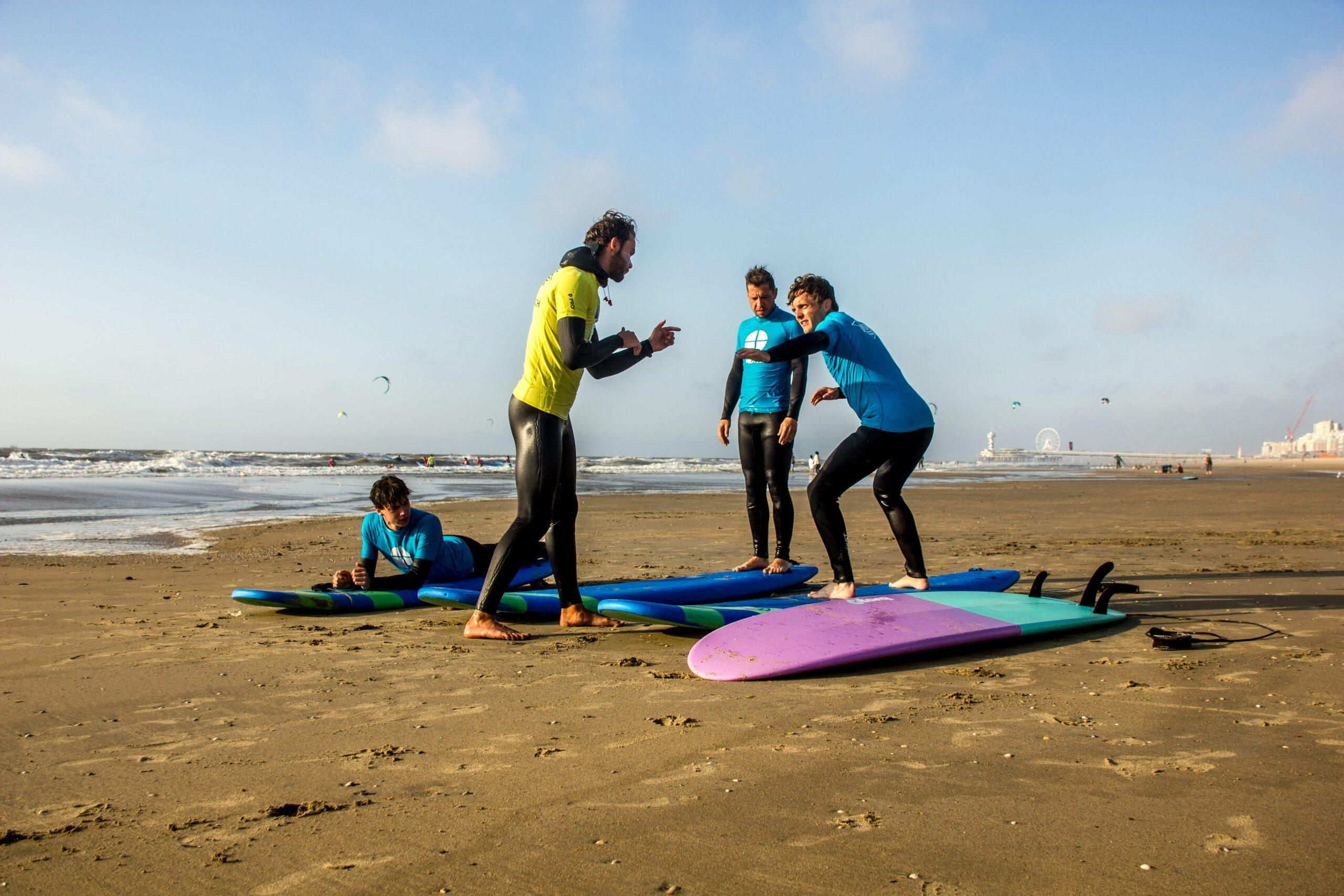 All-In surfcursus
