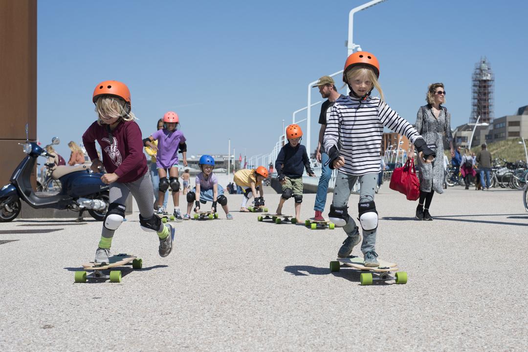 Kinder Parteien (Skate)