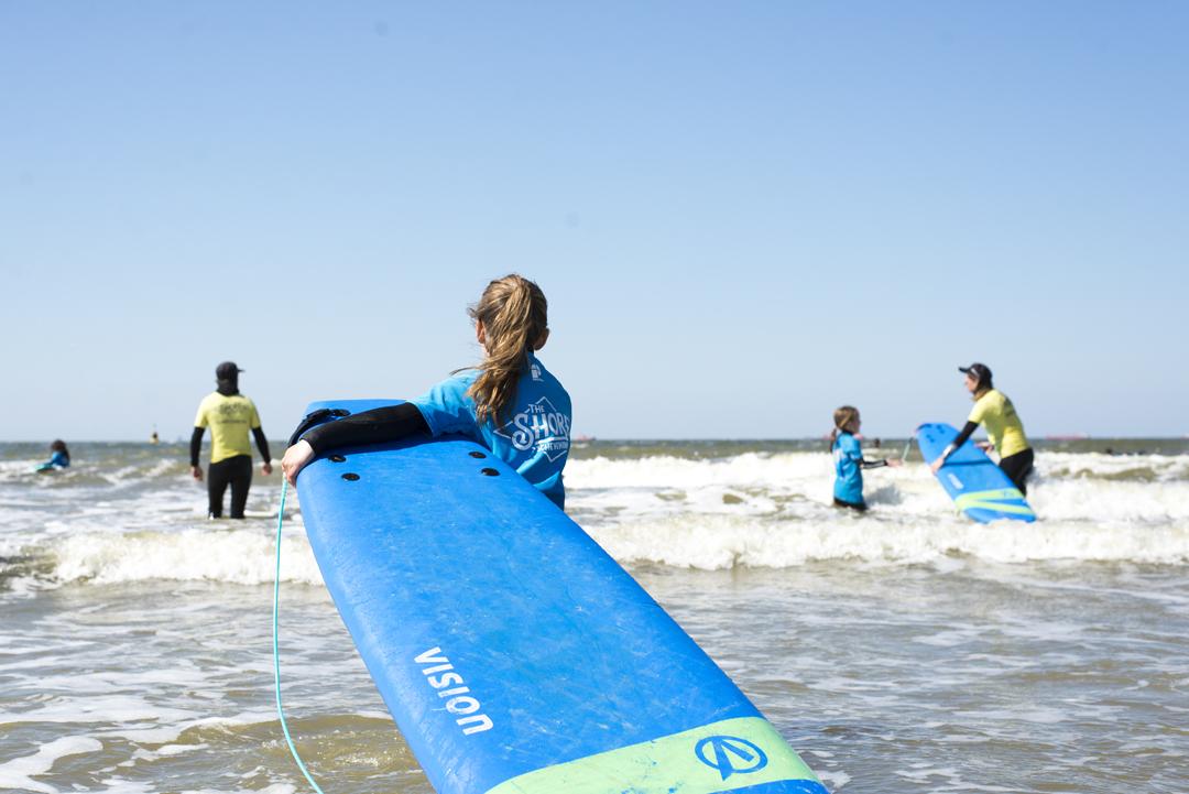 Surfen voor basisscholen