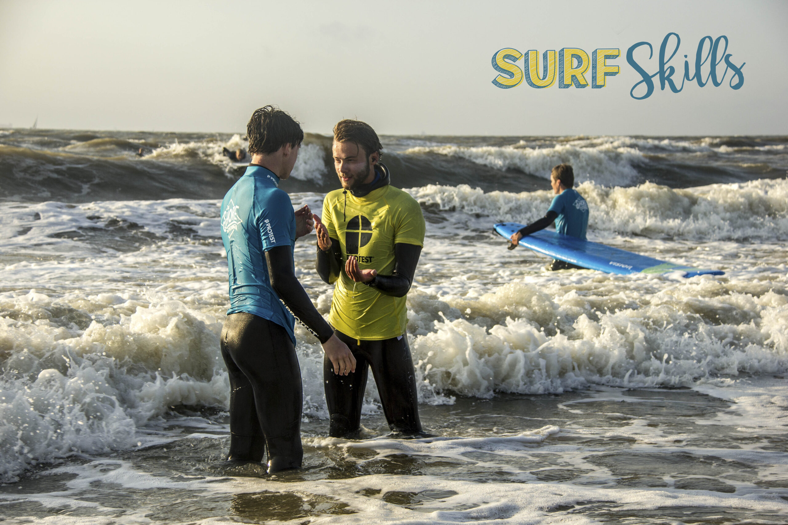 SurfSkill les